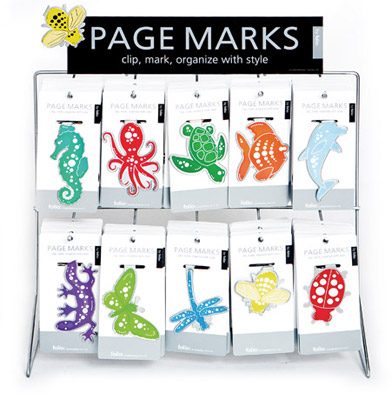 Page Marks Displays